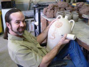 pottery-justin