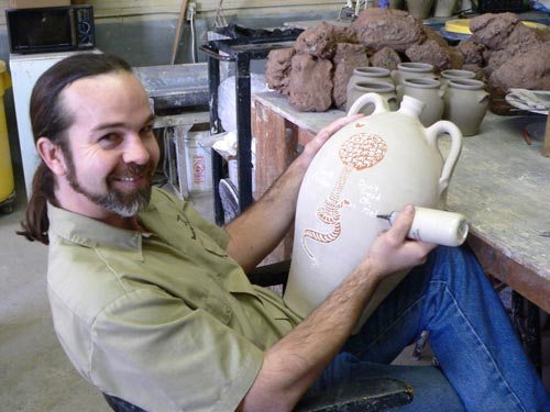 News from Old Edgefield Pottery