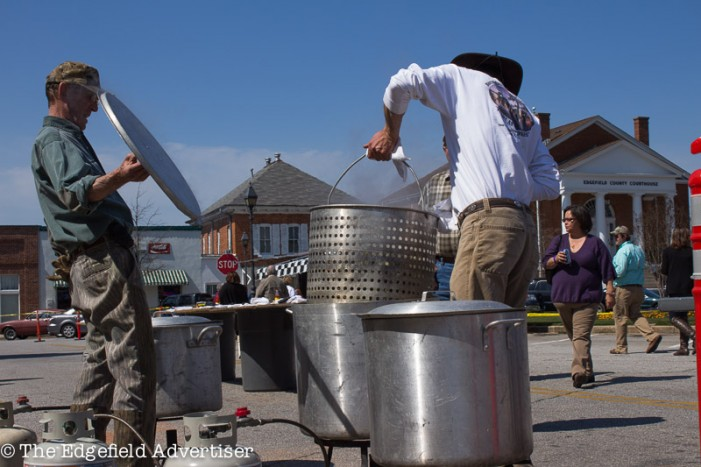Edgefield County Chamber of Commerce Oyster Roast & Chili Cook-Off