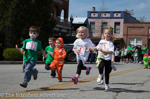 Edgefield Shamrock Run/Walk Gallery – 2013