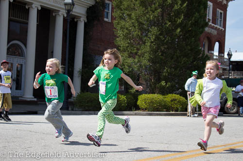 Shamrock Run/Walk is March 15