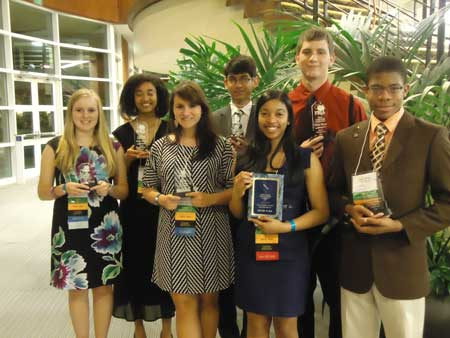 FBLA Students Place in State