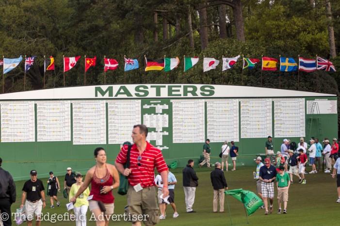 Masters 2013 – Friday