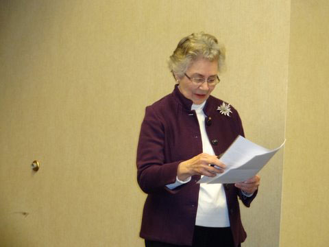Camellia Club Hears about English Camellias