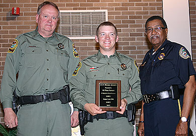 DNR Graduates 14 from Criminal Justice Academy