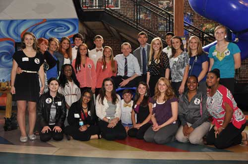 Fox Creek's Teacher Cadets Visit Ron Clark Academy