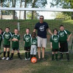 The Strikers - coached by Tucker Miller in the 6-8 division.