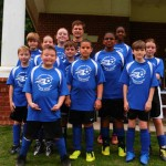 The Cosmos - coached by Eric Huston - 9-12 Division.