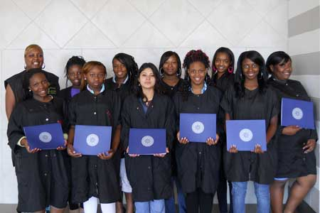 Strom Thurmond Licensed Cosmetologists