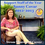 Sunny Covar – Strom Thurmond Career Center