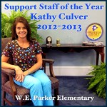 Kelly Culver – W. E. Parker Elementary