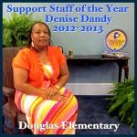 Denise Dandy –Douglas Elementary