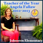 Angela Fallaw – Johnston Elementary
