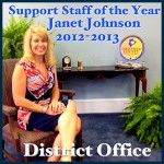 Janet Johnson – District Office