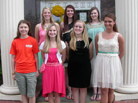 Palmetto Girls State Representatives Chosen from Edgefield County