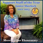 Janice Sherlock –Merriwether Elementary