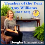 Amy Williams – Douglas Elementary