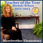 Michelle Wilson –Merriwether Elementary
