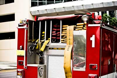 Trenton Obtains Financing for Fire Truck