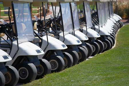 Golf Carts Stolen From Local Country Clubs