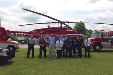 Airmed Joins Edgefield County Hospital Community