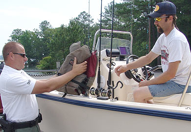 DNR Courtesy Boating Inspections Set for Memorial Day Weekend