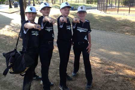 Carolina Intimidators Win Tournament