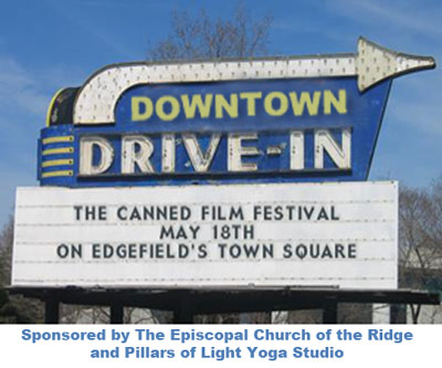 Downtown Drive-In on the Edgefield Square – Saturday, May 18 – Pay It Forward