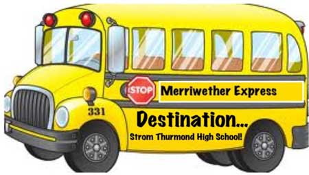 School District to Purchase Bus for Merriwether Schools