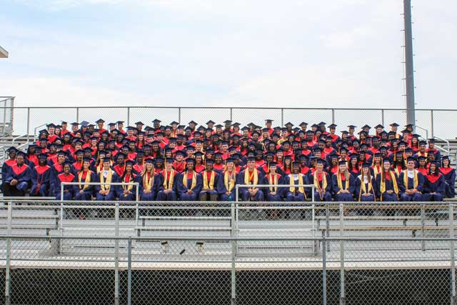 Strom Thurmond High School Graduates 191