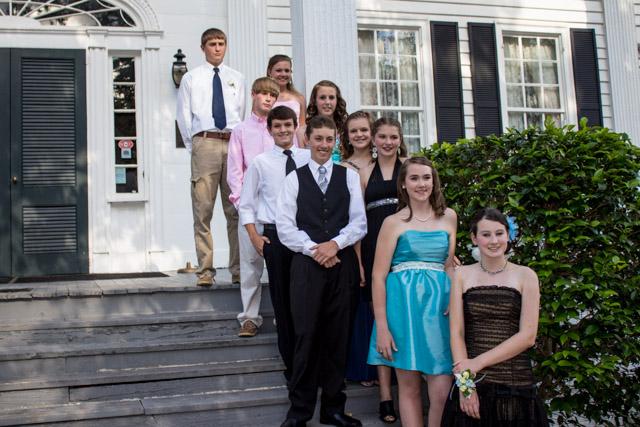 JET Middle School Spring Fling