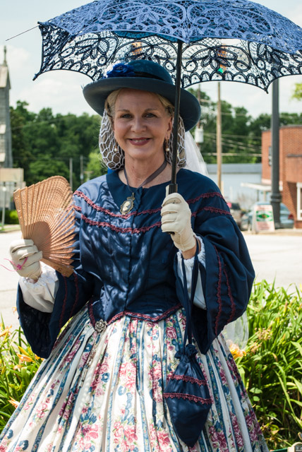 –Living History Saturday on Edgefield Square