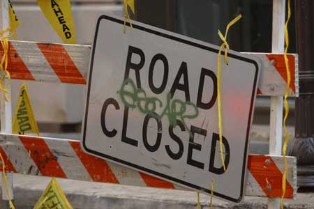SCDOT Closes Road – Could Be Closed For Month [Updated]