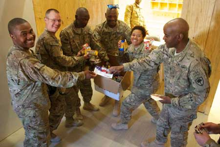 Fundraiser to Benefit Local Army National Guard Deployed Soldiers