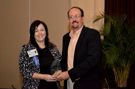 Johnston Wins Workplace Safety Award