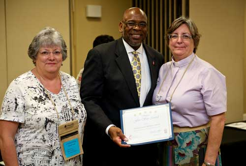 Trenton United Methodist Church Receives Award