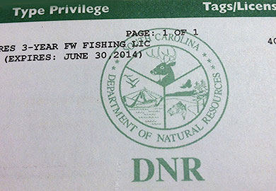 Frequently Asked Questions About South Carolina Hunting, Fishing Licenses