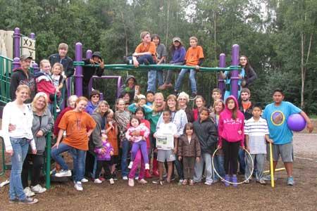 Edgefield First Baptist Mission Trip to Alaska
