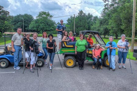 """Chicks that Click"" Photography Club Invades Trenton"