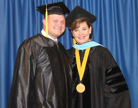 Outstanding Students Honored at PTC Graduation