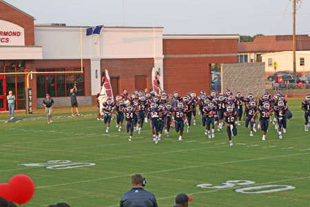 Strom Thurmond High Launches Athletic Complex