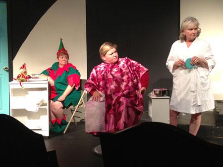 Theatre Review: The Hallelujah Girls