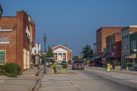 The Downtown Shuffle