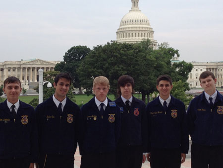 SC FFA Well Represented at National FFA Leadership Conference