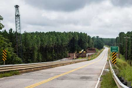Replacement of Bridge on Hwy 25 Slated to Begin Monday