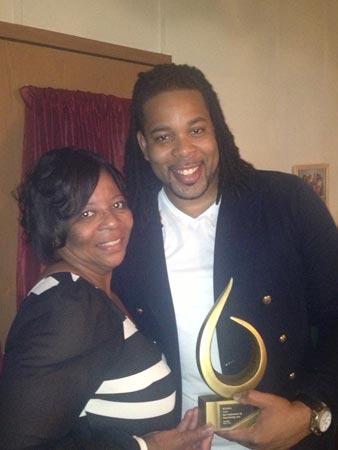 Native of Edgefield Wins Music Awards