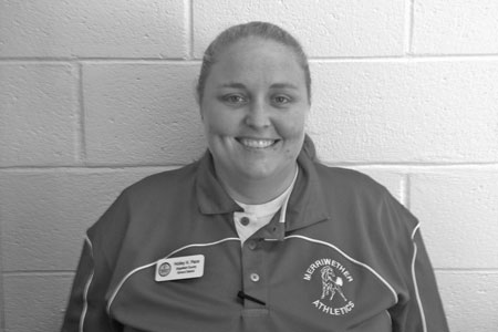 Coach Holley Pace Named Teacher of the Month