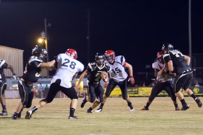 Area Football Scores –9-27-13