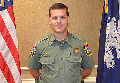 DNR Honors 2013 Law Enforcement Officers of the Year