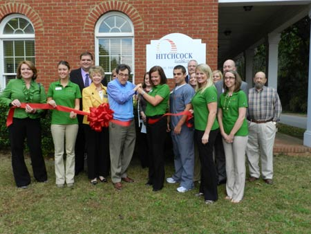 Hitchcock Healthcare Holds Ribbon Cutting